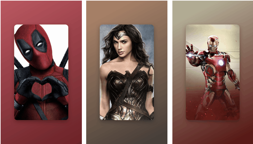 Superheroes Wallpapers QHD