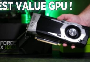 Best Value Graphics Card 2018